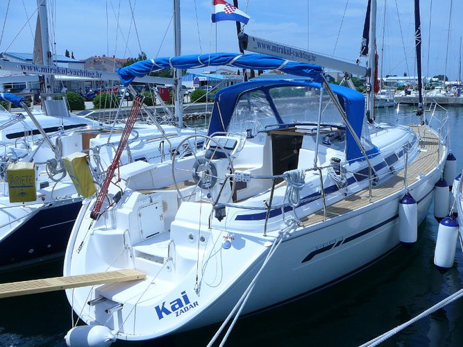 Enjoy luxury and comfort on this Bavaria Yachtbau Bavaria 36 in Sukošan