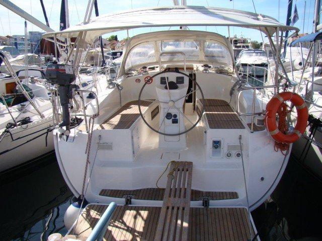 Enjoy luxury and comfort on this Bavaria Yachtbau Bavaria 36 Cruiser in Biograd