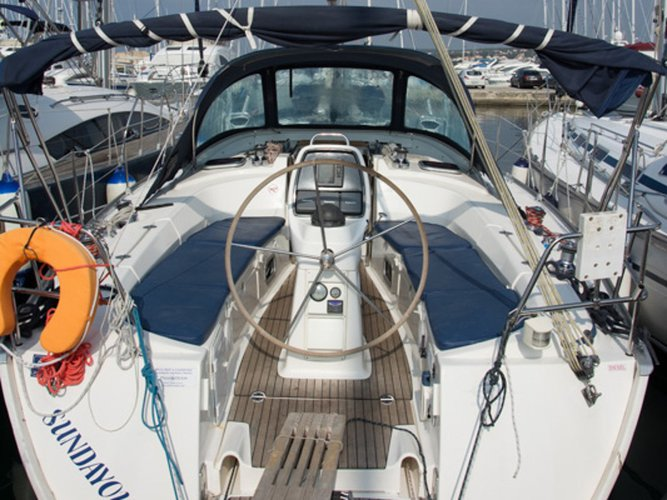 Enjoy Biograd, HR to the fullest on our comfortable Bavaria Yachtbau Bavaria 38 Cruiser