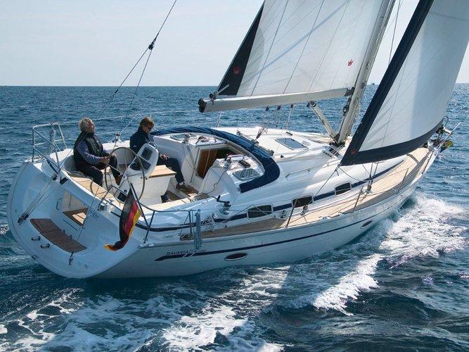 Climb aboard this Bavaria Yachtbau Bavaria 39 Cruiser for an unforgettable experience