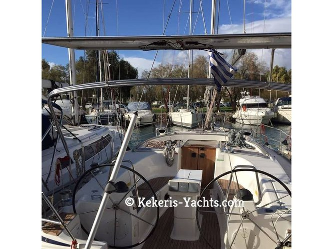 Rent this Bavaria Yachtbau Bavaria 40 Cruiser for a true nautical adventure