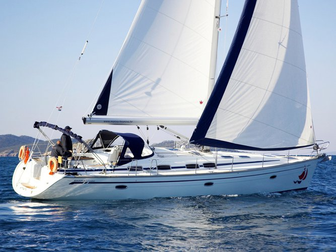 All you need to do is relax and have fun aboard the Bavaria Yachtbau Bavaria 46 C