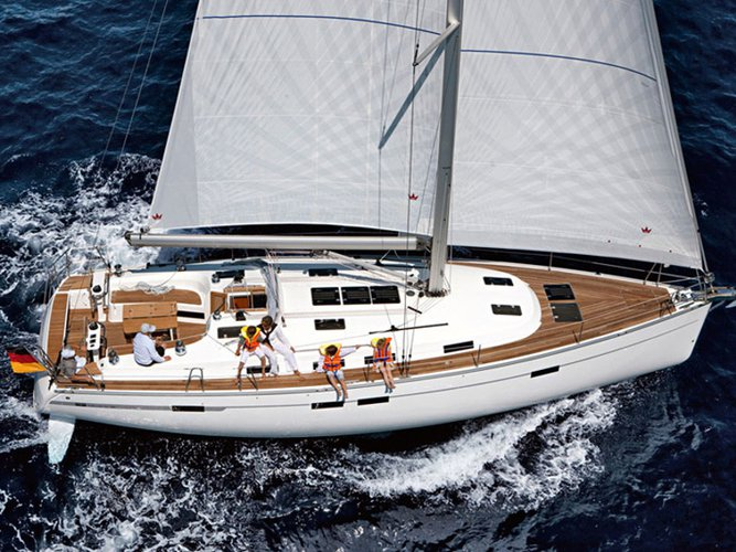 Enjoy Palma de Mallorca, ES to the fullest on our comfortable Bavaria Yachtbau Bavaria Cruiser 45