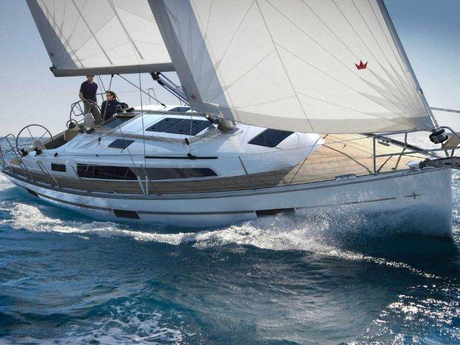 Unique experience on this beautiful Bavaria Yachtbau Bavaria Cruiser 45