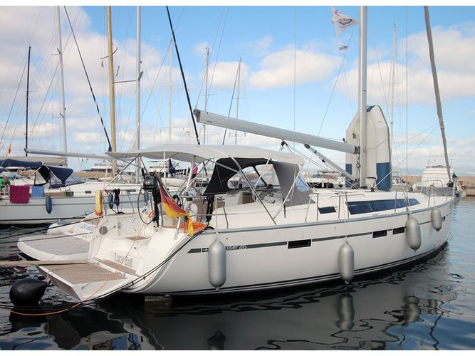 The perfect boat to enjoy everything Segur De Calafell - Barcelona, ES has to offer