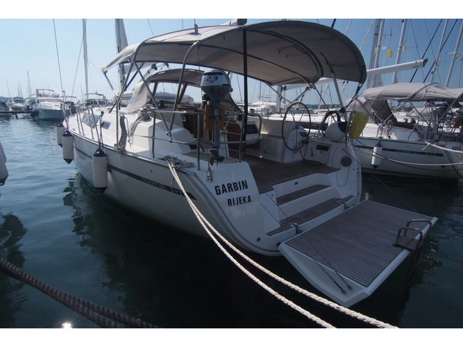 Enjoy Punat, Krk, HR to the fullest on our comfortable Bavaria Yachtbau Bavaria Cruiser 46