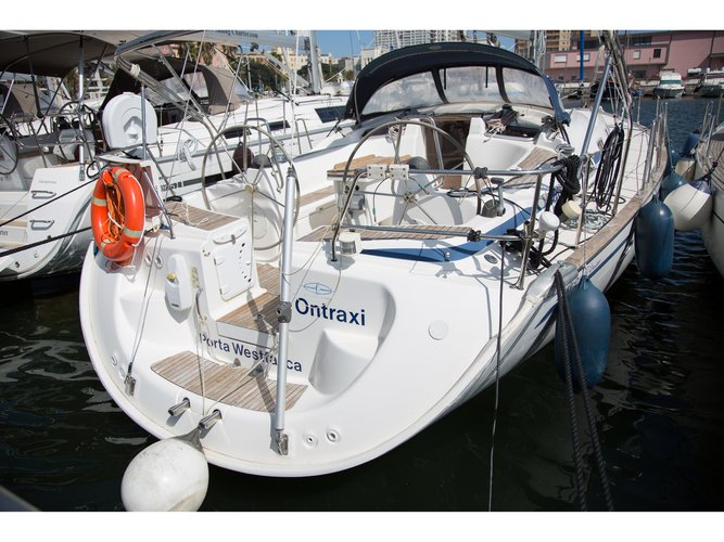 Enjoy luxury and comfort on this Bavaria Yachtbau Bavaria   46 Cruiser  in Cagliari