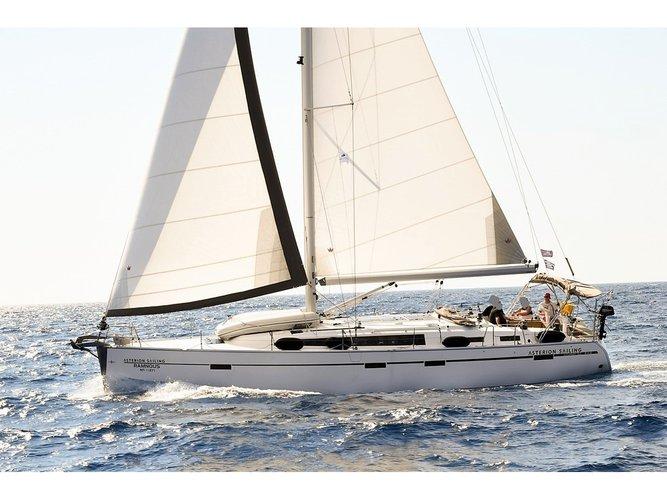 Beautiful Bavaria Yachtbau Bavaria Cruiser 51 ideal for sailing and fun in the sun!