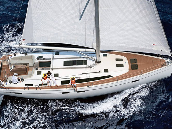 Get on the water and enjoy Palma de Mallorca in style on our Bavaria Yachtbau Bavaria Cruiser 51