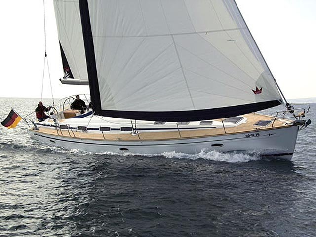Sail Sitges, Barcelona, ES waters on a beautiful Bavaria Yachtbau Bavaria 50 Cruiser