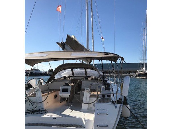 Beautiful Bavaria Yachtbau Bavaria  Cruiser 51 ideal for sailing and fun in the sun!
