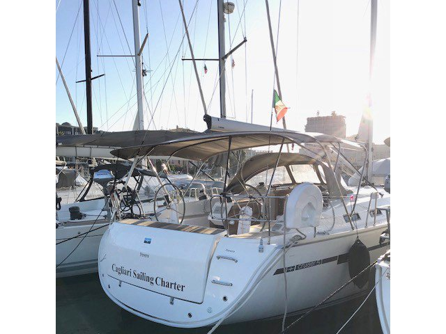 The best way to experience Cagliari is by sailing