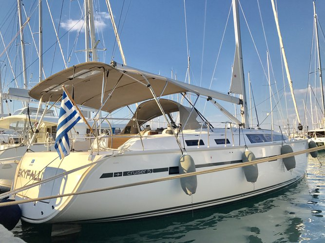 Rent this Bavaria Yachtbau Bavaria Cruiser  51  for a true nautical adventure