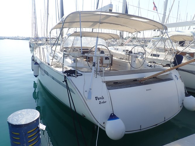 Enjoy Sukošan, HR to the fullest on our comfortable Bavaria Yachtbau Bavaria 55 BT '12