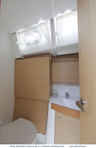 Starboard WC