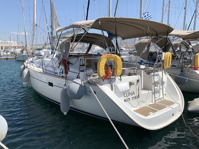 Lavrion, GR sailing at its best