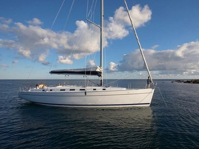 Enjoy Furnari, IT to the fullest on our comfortable Beneteau Beneteau Cyclades 50.4
