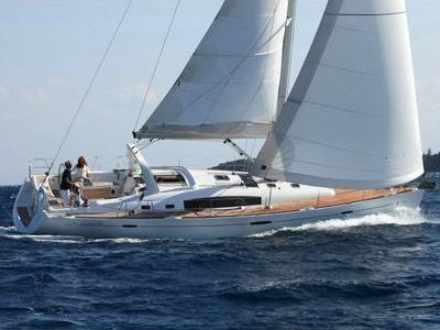 All you need to do is relax and have fun aboard the Beneteau Oceanis 50