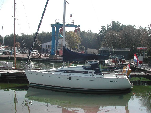 Charter this amazing sailboat in Yerseke