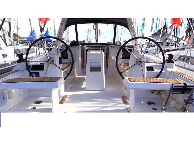 Rent this Beneteau Oceanis 35.1 for a true nautical adventure