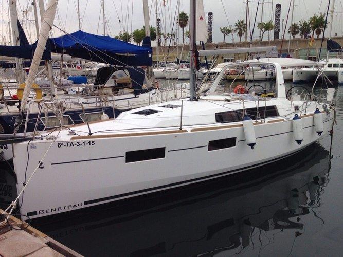 Explore L'Estartit, Girona on this beautiful sailboat for rent