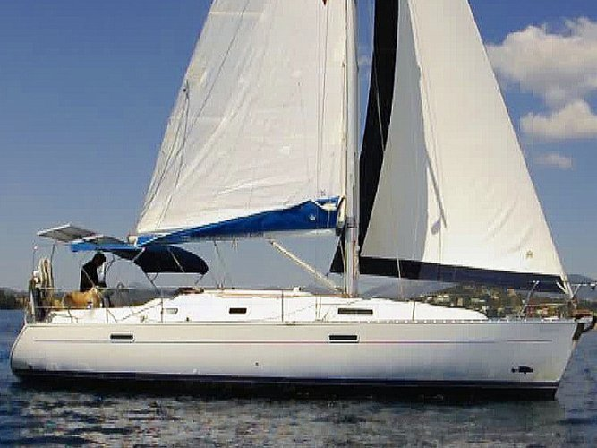 Rent this Beneteau Beneteau 331 Master for a true nautical adventure