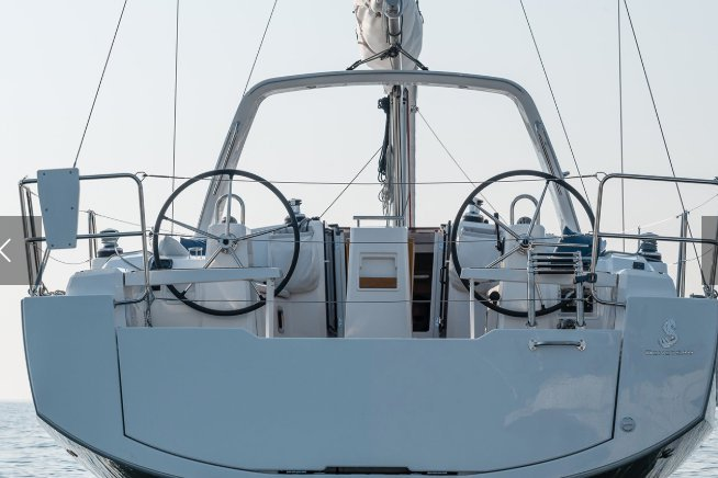 These Beneteau 38.1's are a Sailor's and Entertainer's Delight