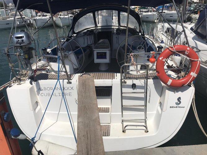 Experience Las Galletas, ES on board this amazing Beneteau Oceanis 43-3