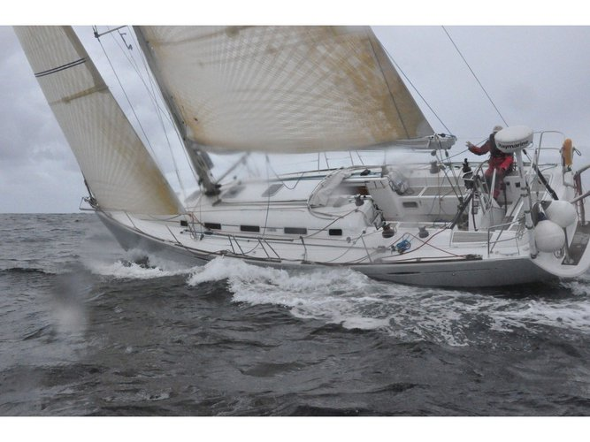 Charter this amazing Beneteau First 44.7 in Bergen, NO