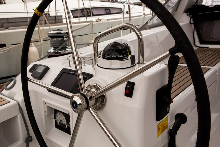 Motorsailer boat rental in Port Montenegro,
