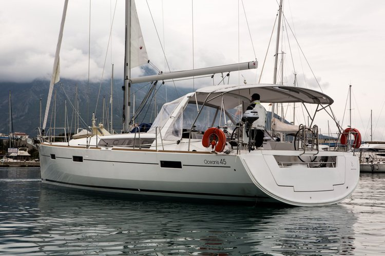 Boat for rent Beneteau 45.0 feet in Port Montenegro, Montenegro