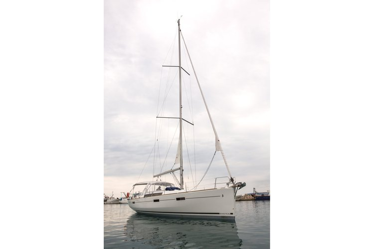 45.0 feet Beneteau in great shape