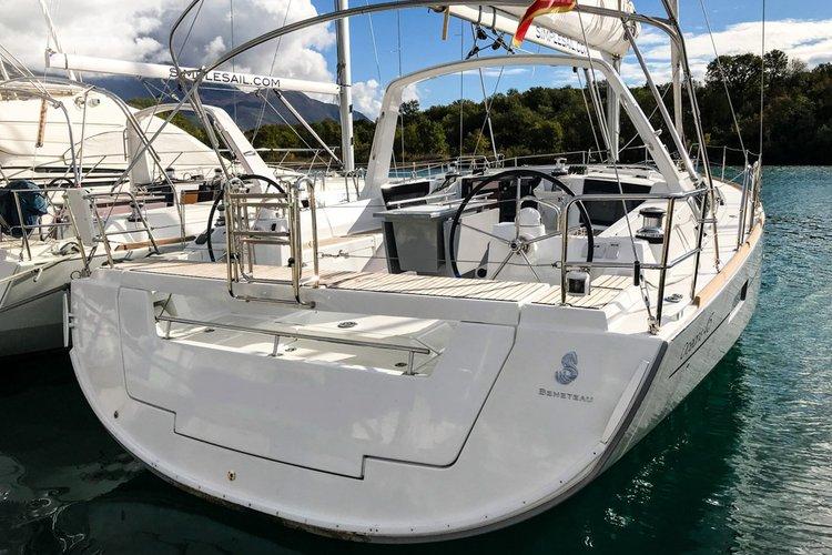 Boat for rent Beneteau 45.0 feet in Port Montenegro, Montenegro
