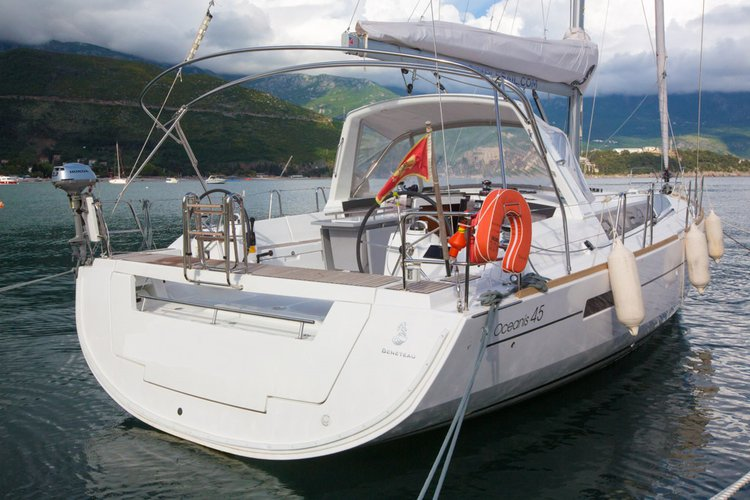 Boat for rent Beneteau 45.0 feet in Port Montenegro,