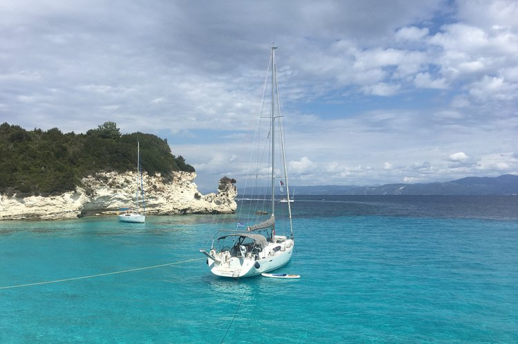Experience sailing at its best on a this beautiful sail boat charter
