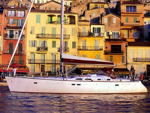 Charter this amazing Beneteau Oceanis 473 in Kalkara, MT