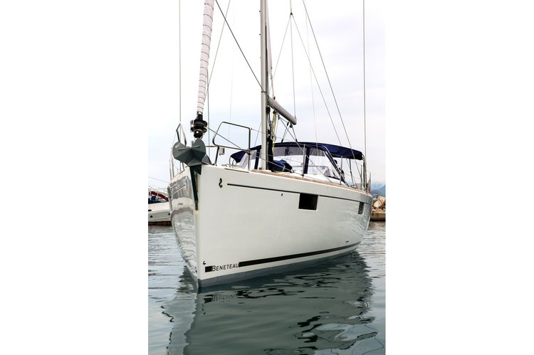 48.0 feet Beneteau in great shape