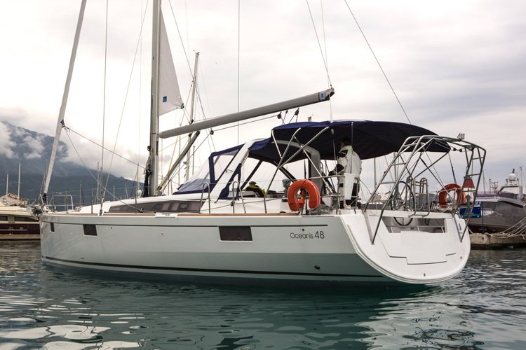 Boat for rent Beneteau 48.0 feet in Port Montenegro, Montenegro