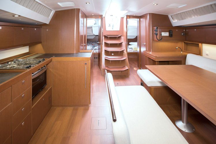 Boat for rent Beneteau 48.0 feet in Port Montenegro,