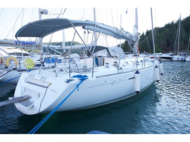 Charter this amazing Beneteau Beneteau First 47.7 in Skradin, HR