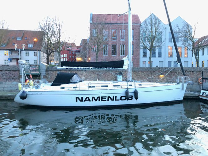 The perfect boat to enjoy everything Stralsund, DE has to offer