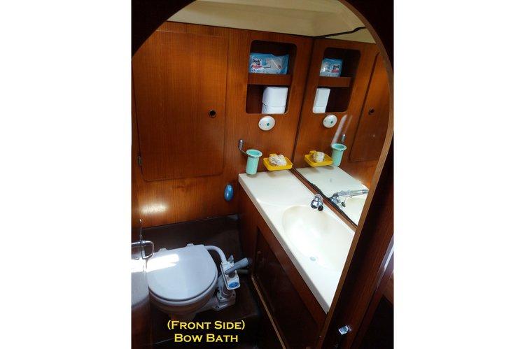 Cruiser racer boat for rent in Split
