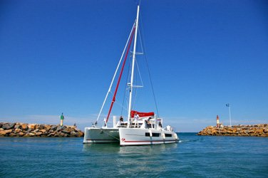 Boat for rent Catana 41.0 feet in Marina d'Uturoa, French Polynesia