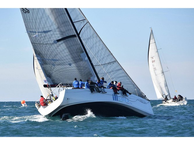 Hop aboard this amazing sailboat rental in Rome!