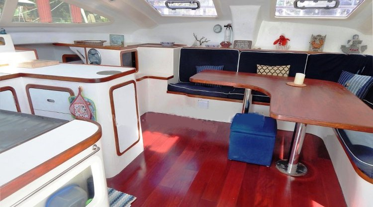 Catamaran boat rental in Mumbai, India