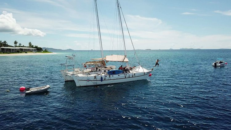 Boat for rent Custom 46.0 feet in Denarau Island, Fiji
