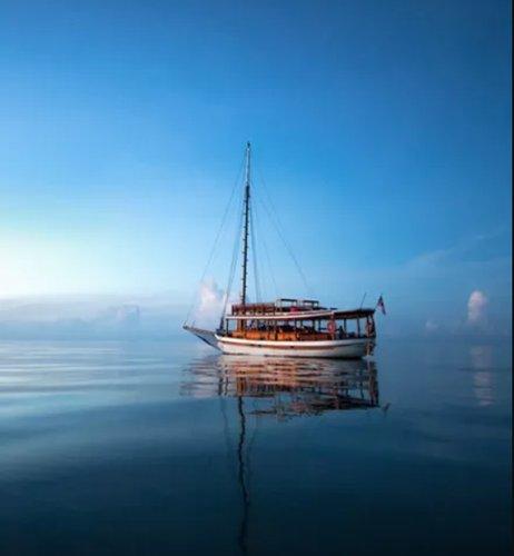 Motorsailer boat for rent in Kedah