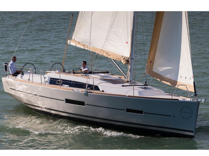Sail Palermo, IT waters on a beautiful Dufour Yachts Dufour 382 GL