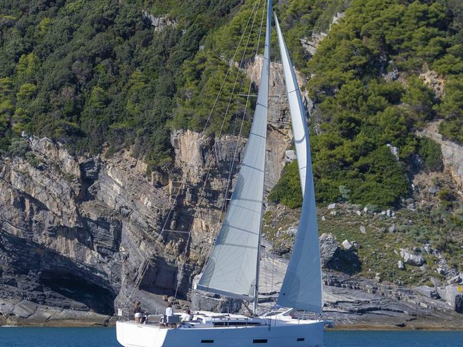 Experience Rogoznica, HR on board this amazing Dufour Yachts Dufour 360 Grand Large