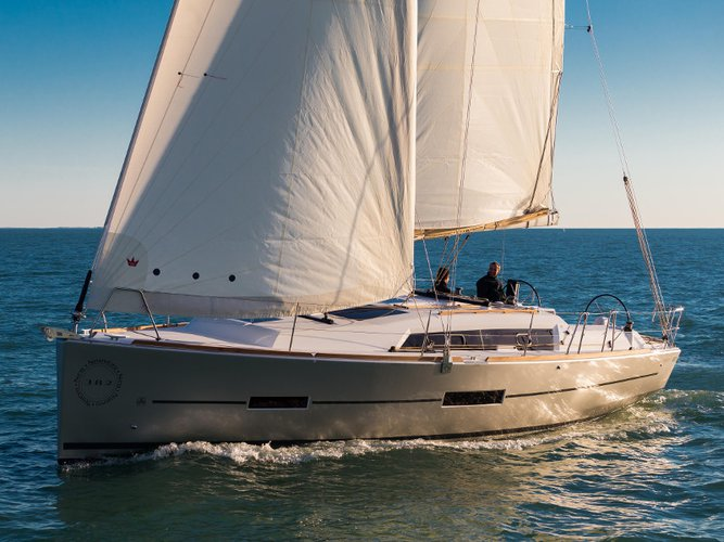 Enjoy luxury and comfort on this Dufour Yachts Dufour 382 GL in Primošten
